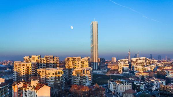 Citylife, patto per super-mall a Milano