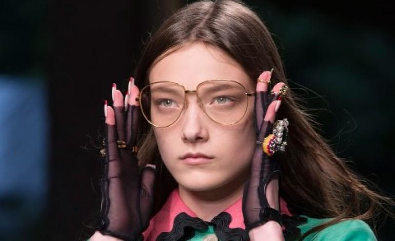 Gucci porta la pre-collezione a Londra