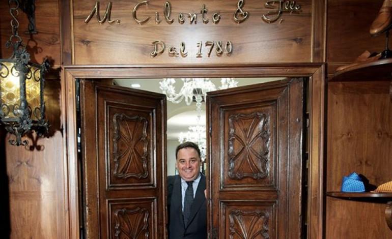 M. Cilento & F.llo, nuova sede a Napoli