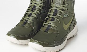 Nike lancia scarpe e giacche firmate Stone Island