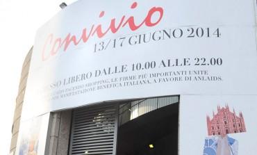 Donatella Versace si dissocia da Convivio