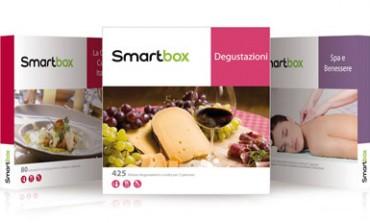 A Smartbox i cofanetti Emozione3