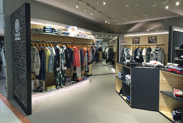 Franklin & Marshall si espande in Giappone