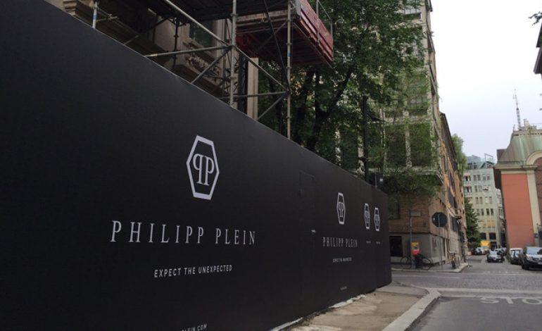 Philipp Plein, nuovo building con ristorante