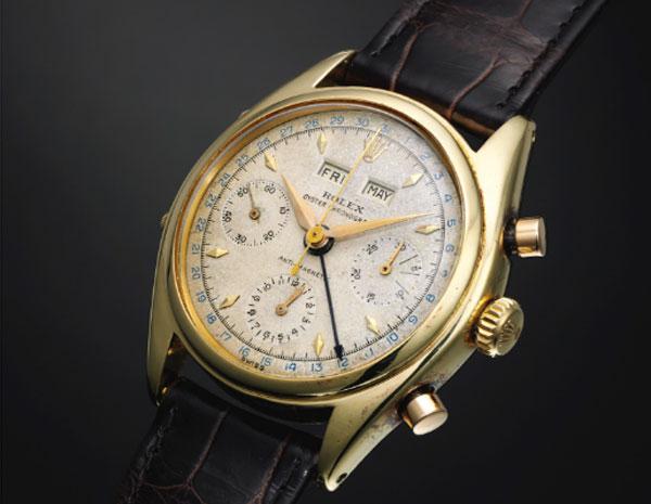 L'alta orologeria si consola col vintage