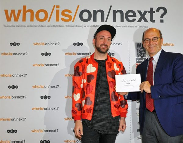 Who is on Next?, vince Carlo Volpi