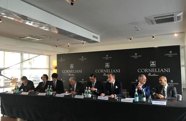 Corneliani passa agli arabi di Investcorp