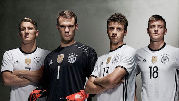 Adidas rinnova con la Germania