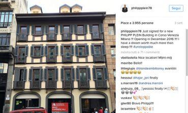 Plein conquista un altro pezzo di Milano