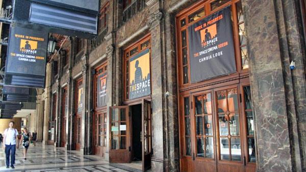 Cinema Odeon, niente Rinascente né hotel