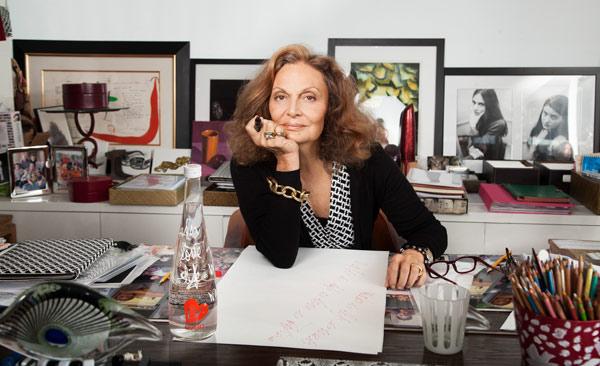 """Diane von Furstenberg: """"Cederemo una quota"""""""
