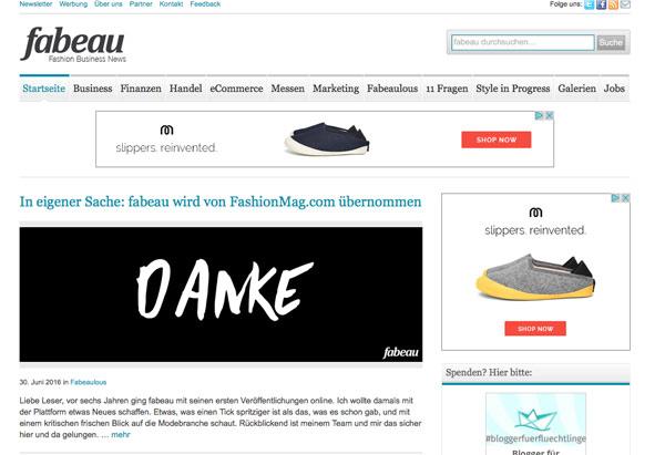 Fashionmag si compra il competitor tedesco