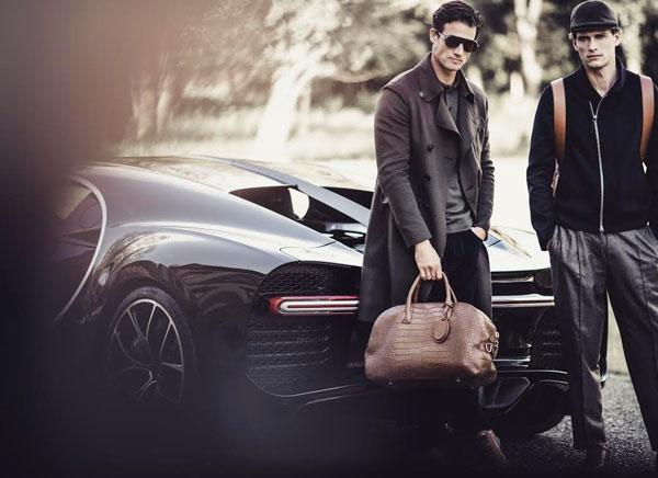 Armani, capsule collection con Bugatti - Pambianconews notizie e aggiornamenti moda, lusso e ...