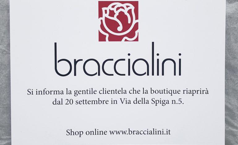 Anche Braccialini lascia Corso Venezia