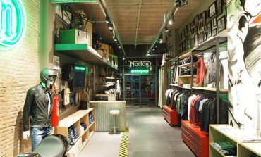 Norton Clothing sbarca nel retail