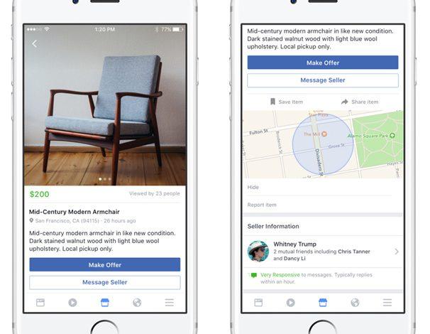 Facebook diventa super sito di annunci