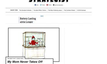 Il Ny Magazine lancia sito per l'e-commerce