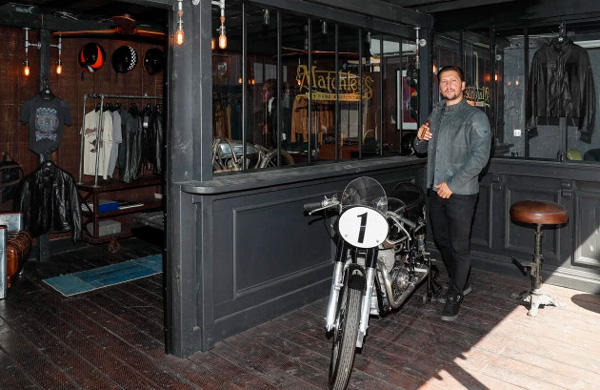 Matchless London sbarca a Los Angeles
