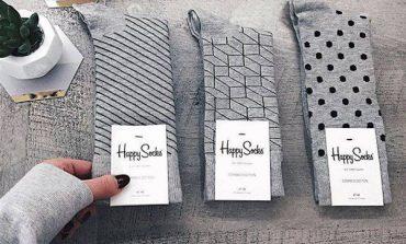 Palamon rileva le calze di Happy Socks