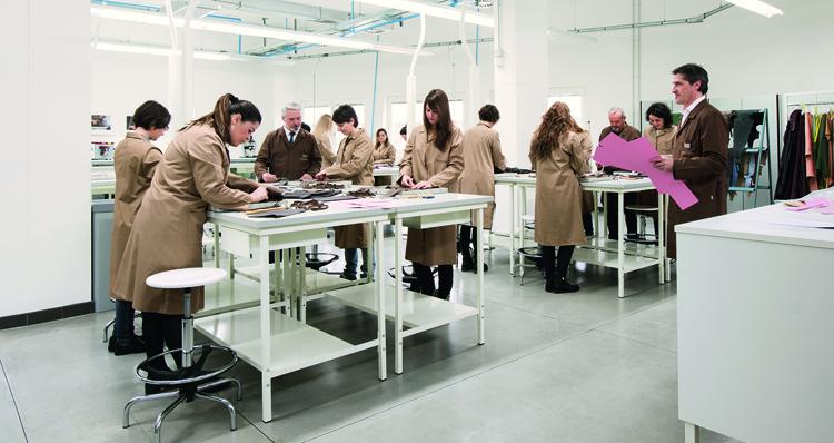 Bottega Veneta, continua la partnership con Iuav