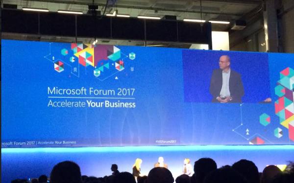 Microsoft Forum 2017, ecco il retail 4.0