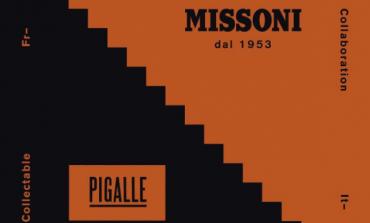 Missoni, collezione uomo con Pigalle