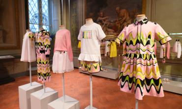 Pucci presenta il kidswear con Simonetta