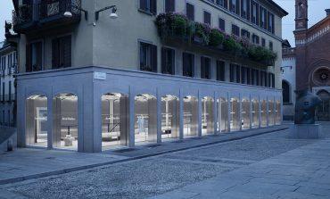 Acne Studios, ecco com'è il primo store a Milano