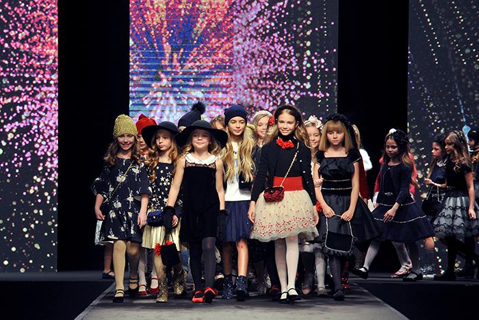 Bene le big del childrenswear italiano nel 2016. Oggi al via Pitti Bimbo