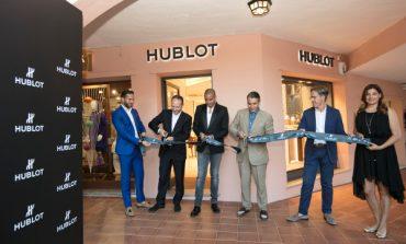 Hublot a Porto Cervo per la seconda boutique italiana