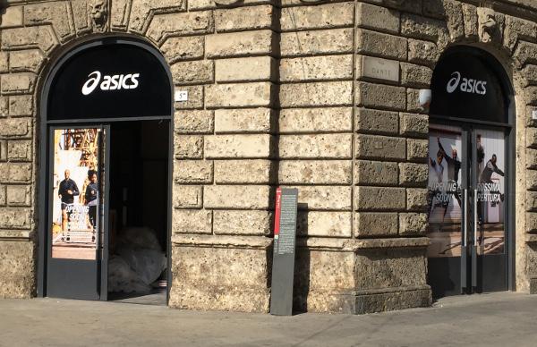 Asics sbarca a Milano per conquistare l'Europa