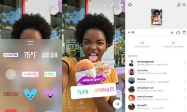 Instagram consente i sondaggi sulle Stories