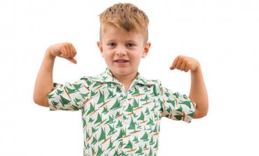 Marni lancia il kidswear al maschile