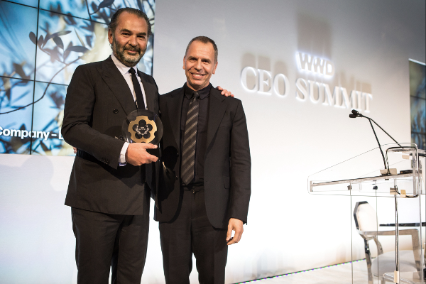 A Moncler il premio Best Performing Company