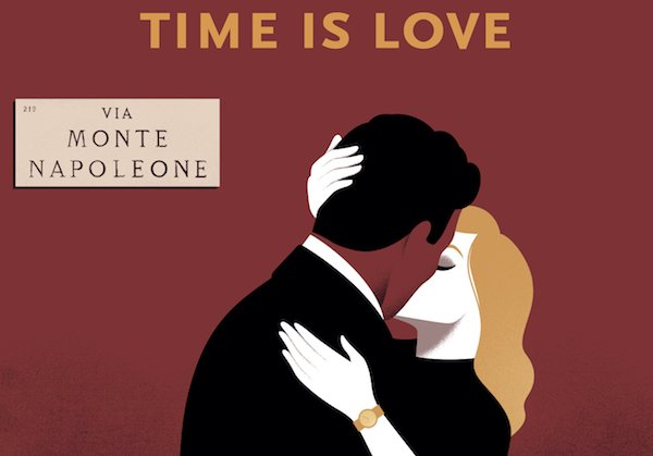 La nuova adv Pisa Orologeria omaggia il tempo