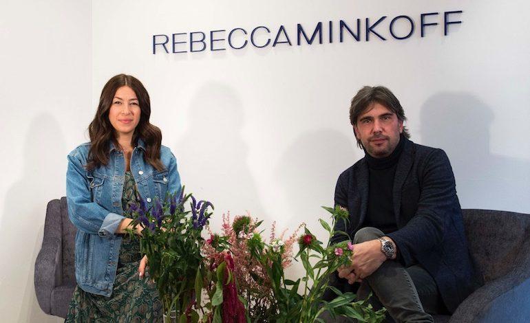 """Rebecca Minkoff: """"Store a Milano nel 2018"""""""