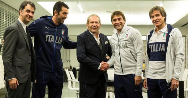 L'Italia non va ai Mondiali, Scervino non l'abbandona