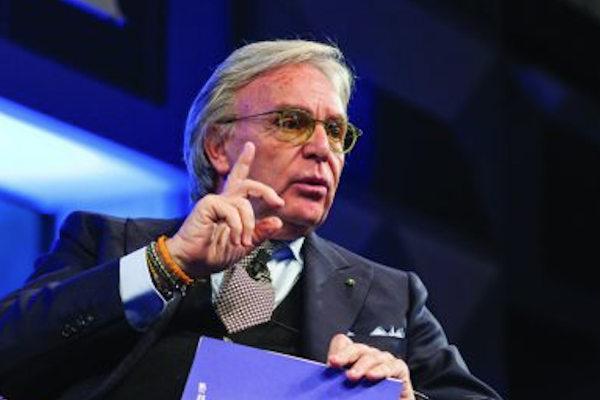 Reputation, Della Valle primo manager nella moda
