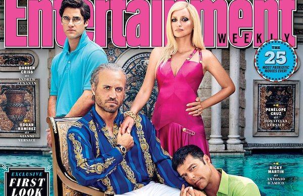 L'omicidio Versace in tv da gennaio