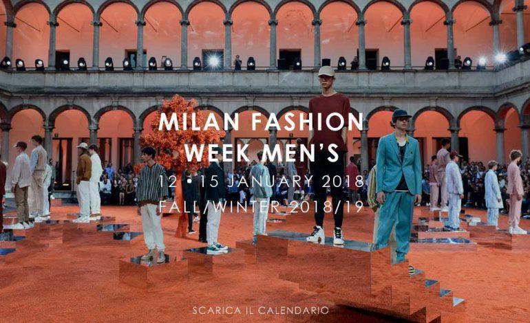 Milano moda uomo conferma il long-weekend