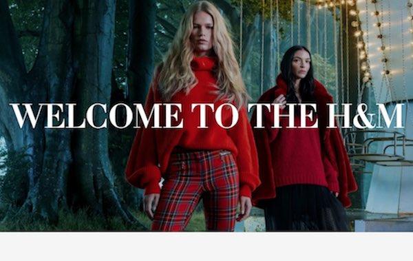H&M lancia il nuovo brand Nyden