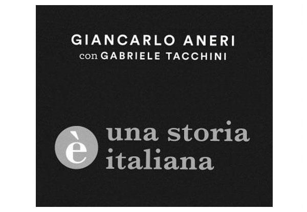 """Aneri pubblica """"è una storia italiana"""""""