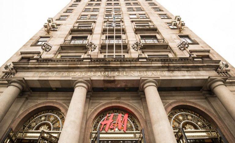 H&M pronto a lanciare un outlet online