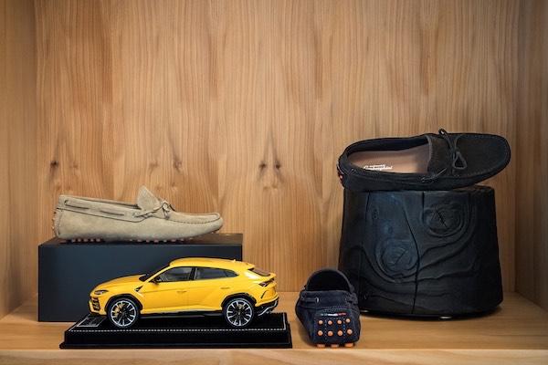 Lamborghini (Collezione) punta sul co-branding