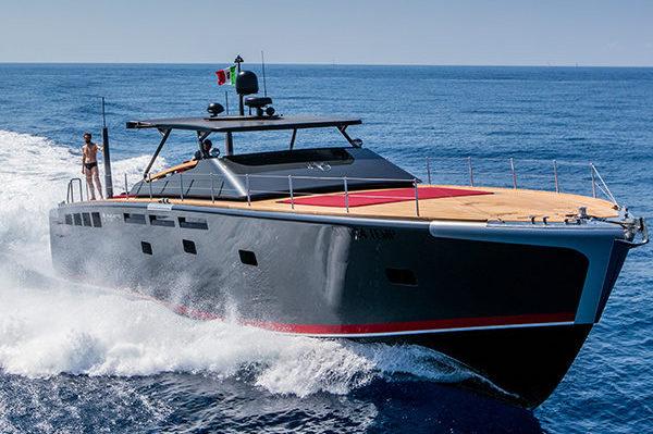 Gli yacht Baglietto tornano a correre nel 2017