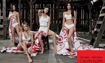 Calvin Klein, full di Kardashian per la P/E 2018