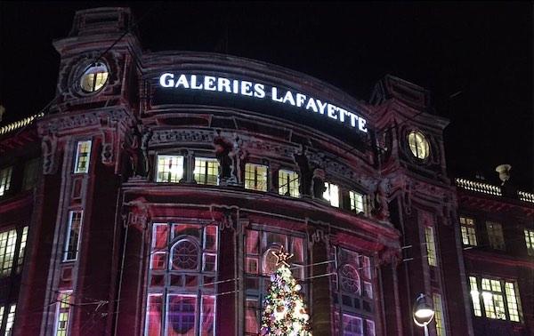 Galeries Lafayette sposta il mirino sulla Cina