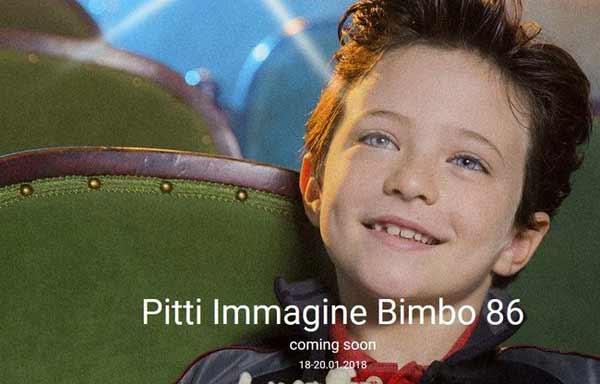 Pitti Bimbo, al via l'edizione N° 86