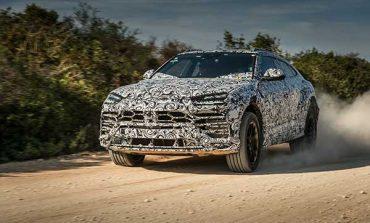 Parte da Milano la nuova Urus di Lamborghini