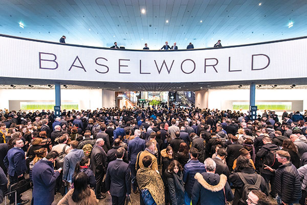 2019, fuga da Baselworld. Via anche de Grisogono